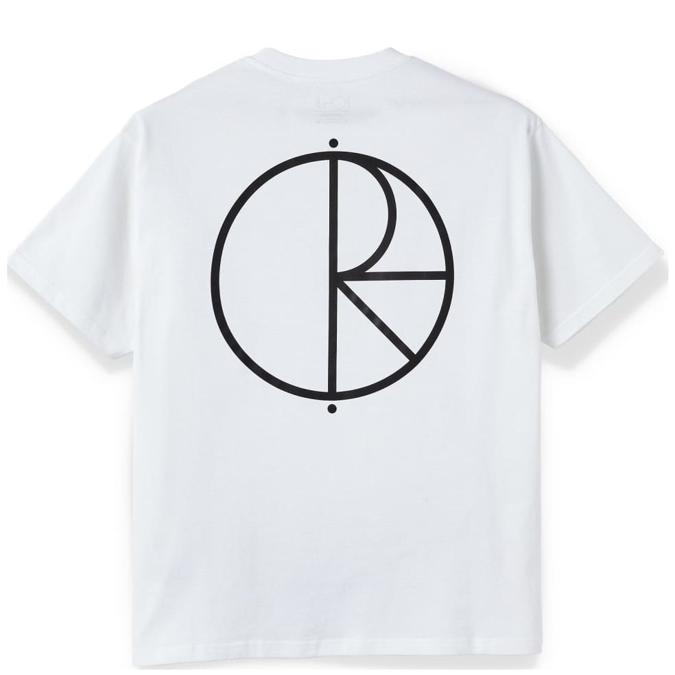 Polar Stroke Logo T-Shirt - White