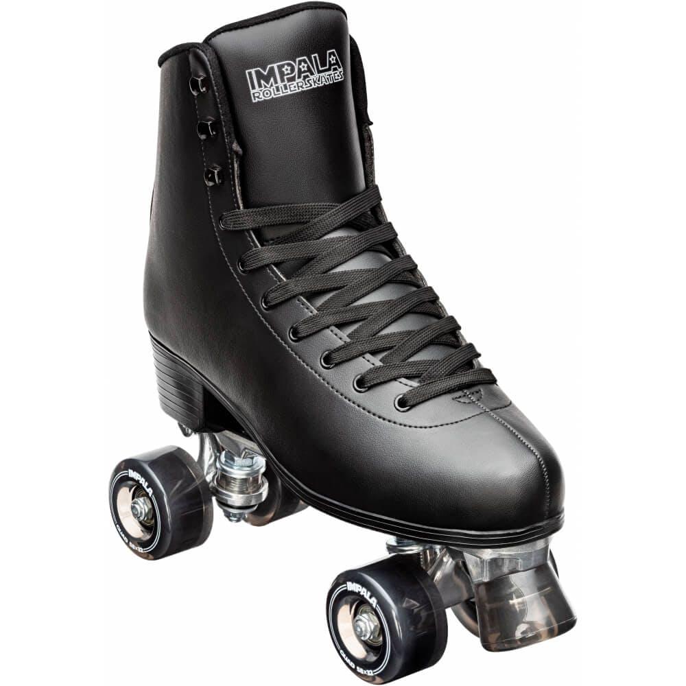 Impala Quad Roller Skates - Black
